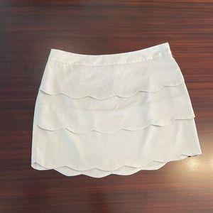 Naked Zebra Skirt